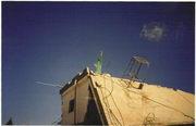 Arafat's compound 2002