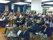Peace NGO Forum - Pisa, Italy - September, 2008