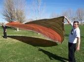Energy Kite at Tierra Bonita
