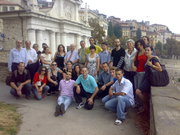 Practicing Peace - In Italy - September, 2008