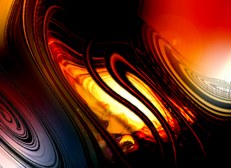 CGI Atomes in motion by Alois L