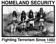Homeland Security Since 1492