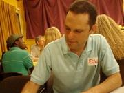 First mepeace cafe in Tel Aviv June 1,2008