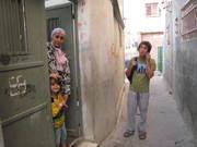 Deheishah, Y outside Abeer's
