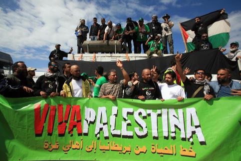 viva palestina 1