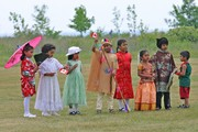 35. Children of the World at Canada Day