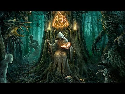 Ancient Druids and the Twa - Encrypting the Grid-Works of Maldek