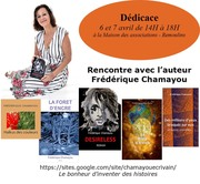 Dédicace au Salon des Arts de Remoulins (30210) France