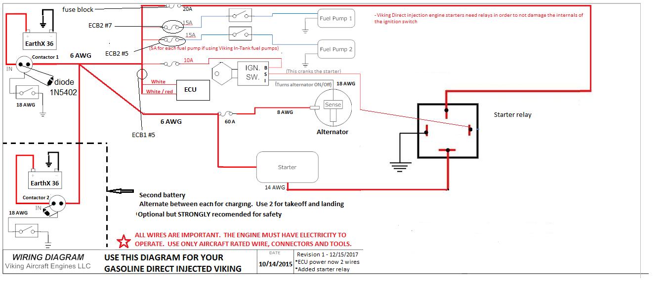 Viking Solenoid Wiring Diagram