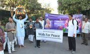 Ahmedabad One-Day Walk Dedicated To Fallen Soldiers