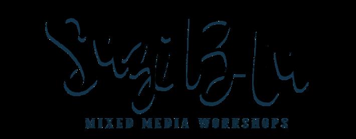 Suzi Blu Art Logo