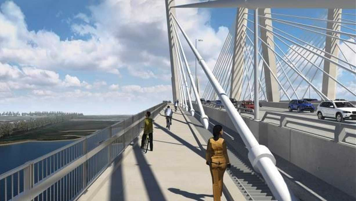 You'll Soon Be Able to Walk and Bike Between Elizabeth and Staten Island