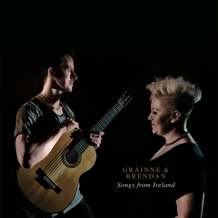 Cover -  Songs from Ireland