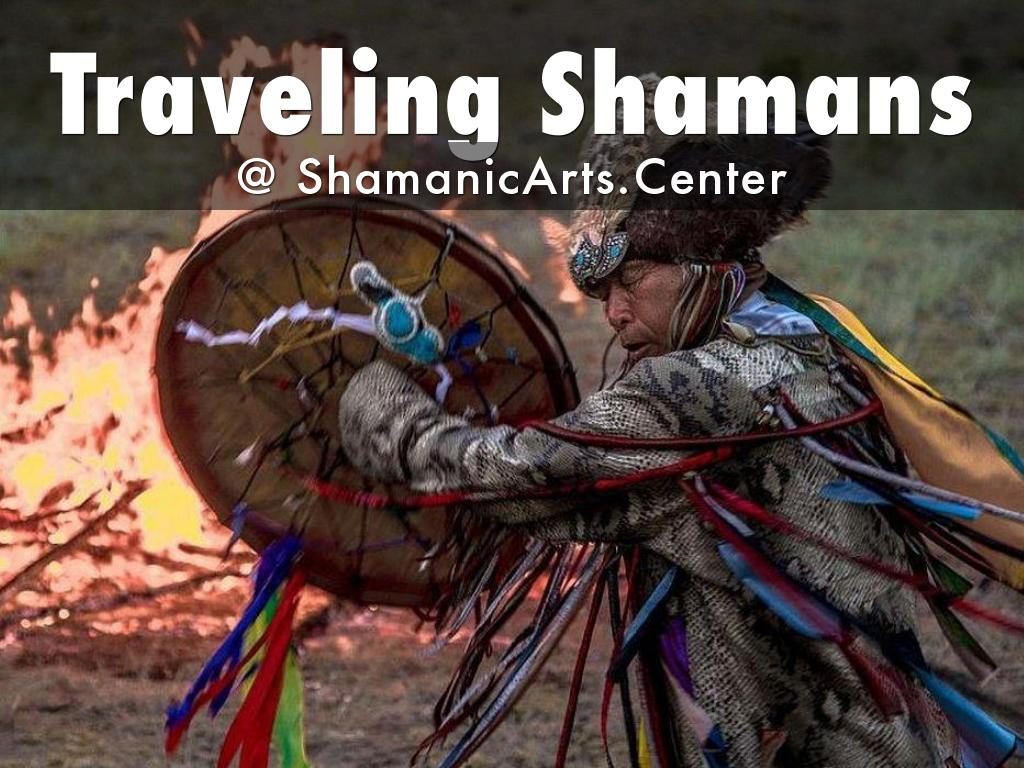 Shamanic Arts Network Logo