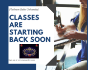 All Classes are starting Soon