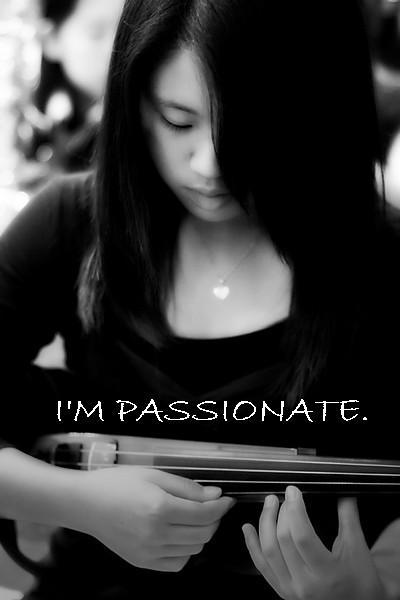 passionate passionate