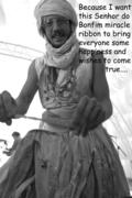 BM 2009: Salvador Bonfim Wish Ribbons Man
