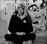 BM 2009 - Meditating Man