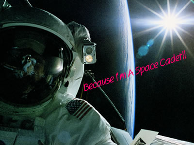 space cadet copy