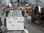 TO FIND A LIFE I BELONG IN