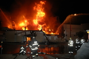 Chicago Fire Department 4-11Alarm Fire Mega Mall September8,2007 073