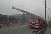 Harvey Fire 5-11 Alarm 2 Specials 2nd alarm Tanker Box 3rd Inter 103