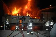 Chicago Fire Department 4-11Alarm Fire Mega Mall September8,2007 072