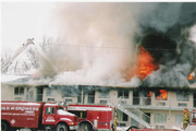 Days Inn Fire