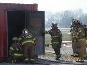 Vermillion Co. Live Fire class