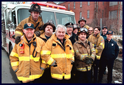 """Engine 3, Ladder 2, Rescue and """"C2"""""""