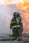 Training burn 2008