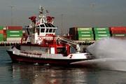 LAFD Fire Boat