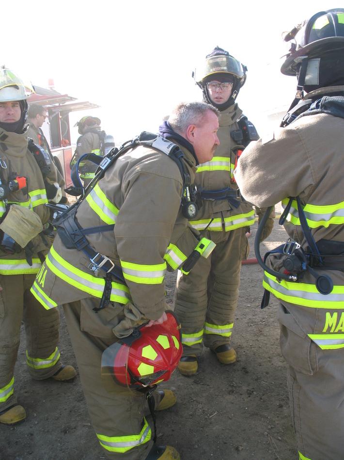 Live Fire Drill 058