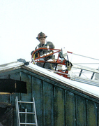 Capt Venting the Roof