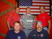 Fire Station Bar Garfield MN