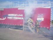 Mobile Live Fire Trainer