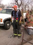 Old man teaching RIT, Topeka 2007