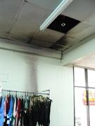 Fire Sprinkler Saves Business
