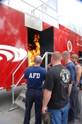 District 6 Orientation to the State Live Burn Trainer