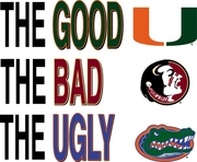 Good, Bad and the Ugly