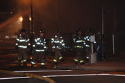 Hartford, Ct firefighters