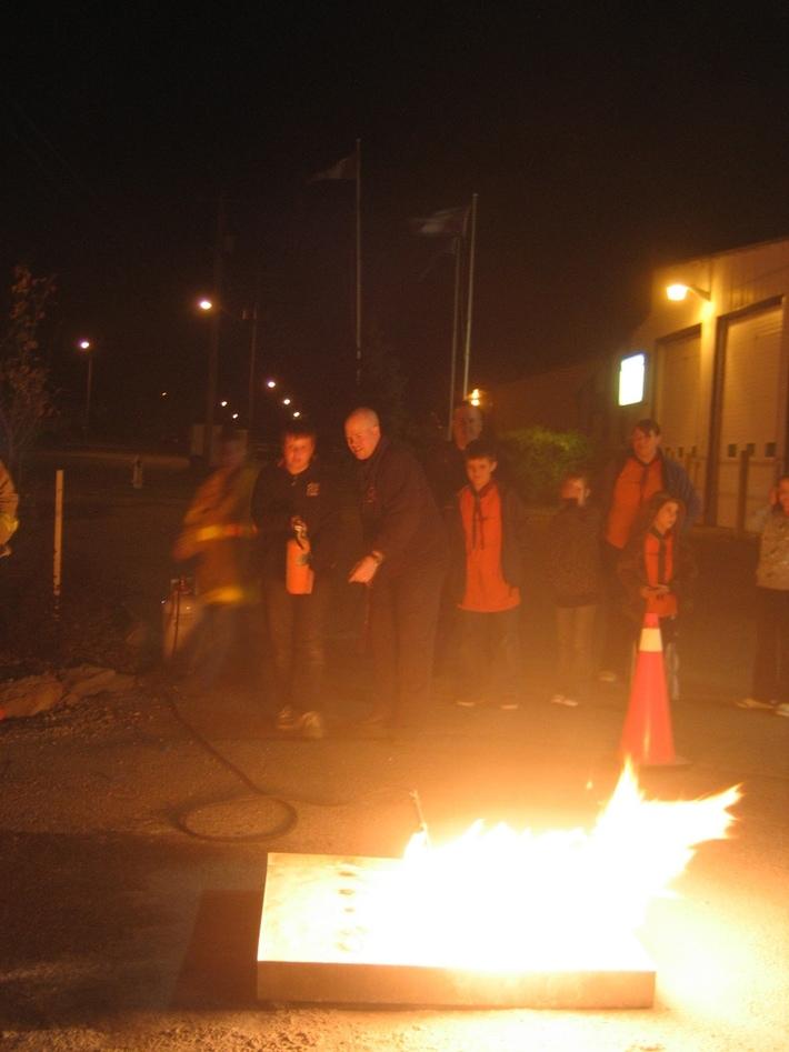 Fire Prevention Week Open House