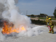 Fire Exting Training
