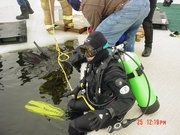 Ice Diving...beautiful
