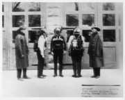 Fire Cntrl Equip, Draeger Helmets 12-17-1918