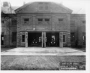 Fire Headquarters. Dec. 17, 1918 (257-31636)