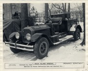 American La France Combination Hose and Chemical Car 15 Feb