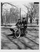 Fire Cntrl Equip, Chief's Motorcycle 5-1-1918