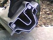 Subaru B post @ Corona Auto X