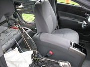 """2005 Toyota Prius donated by State Farm to """"Crunch Time"""""""